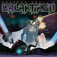 Brendon Small : Galaktikon
