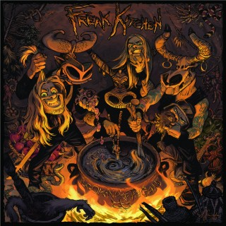 "News Added May 04, 2012 Cooking With Pagans is the 8th album from Swedish Progressive Hard-rockers Freak Kitchen. It is expected to be released towards the end of 2012 although no date has yet been confirmed. Band Members: Mattias ""IA"" Eklundh (vocals, guitars) Björn Fryklund (drums) Christer Örtefors (bass, vocals) Submitted By Mike Track list: […]"