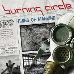 Burning Circle : Ruins Of Mankind