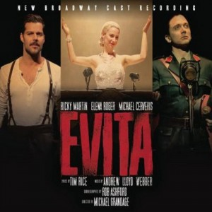 VA : Evita (New Broadway Cast Recording)