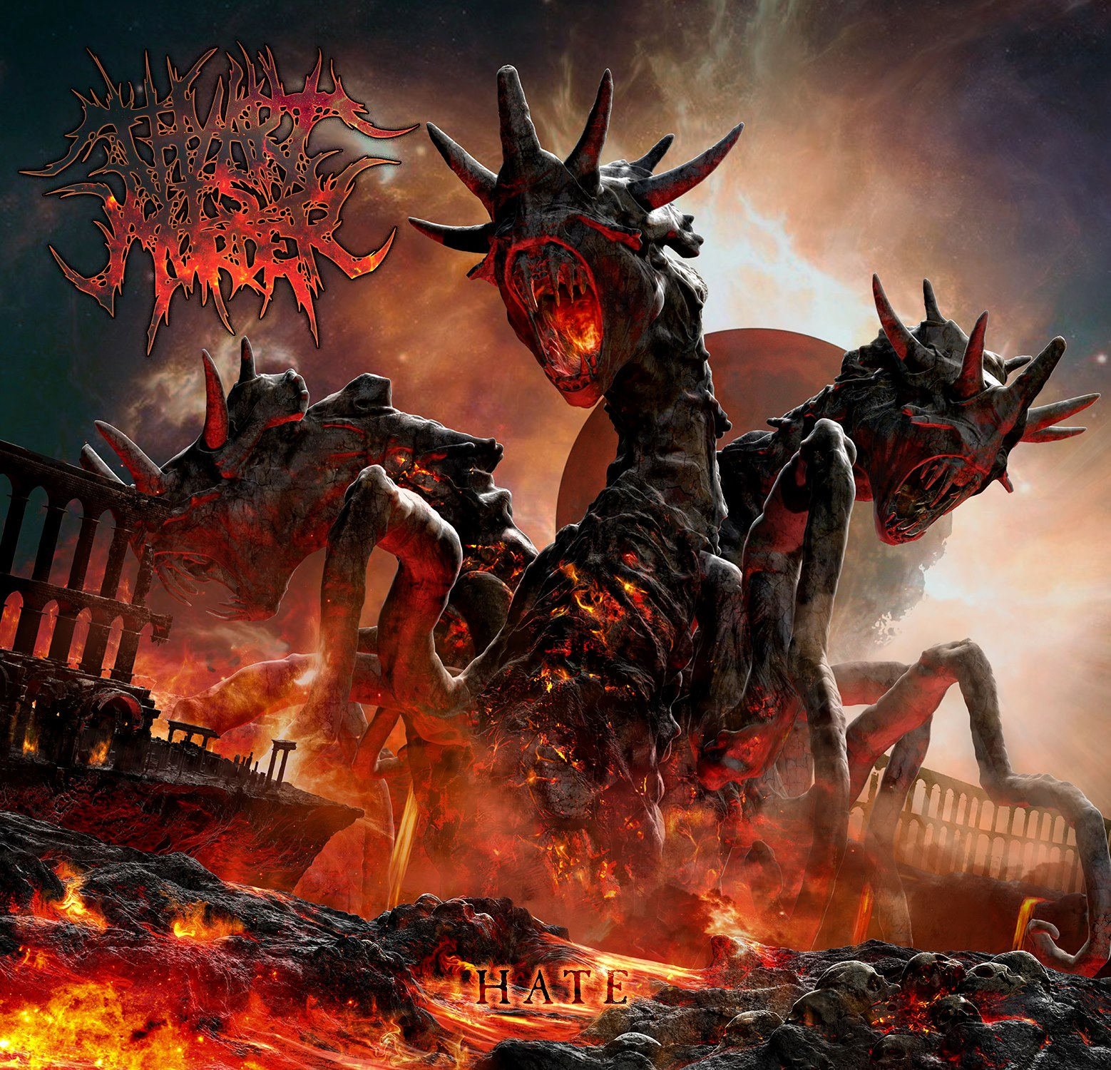 """News Added Sep 14, 2012 Second full length from technical death australian metallers, set for release via Halfcut Records! According to band's facebook page """"A new song will be premiereing on Triple J's The Racket on September 18th."""" Submitted By expassion [Moderator] Track list: Added Sep 14, 2012 It's not yet available. Submitted By expassion […]"""