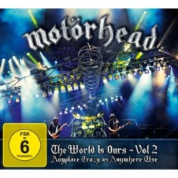 Motorhead : The World Is Ours (Volume 2)