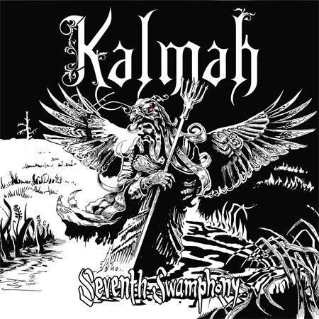 "News Added Apr 03, 2013 Seventh Swamphony is the 7th studio album by the Finnish death metal band Kalmah. Founded in 1998 by guitarist and vocalist Pekka Kokko after his former band, Ancestor, disbanded. The bands name comes from a Karelian word that translates as ""to the grave"". This upcoming album will make the 3rd […]"