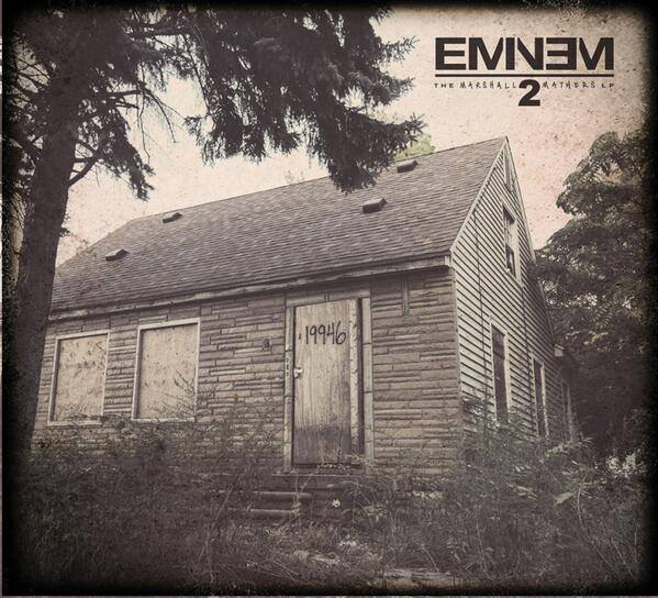 Eminem : The Marshall Mathers LP 2