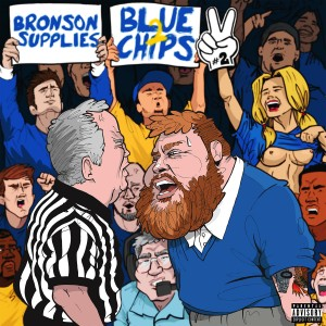 Action Bronson : Blue Chips 2