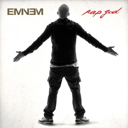 Eminem : Rap God – Single