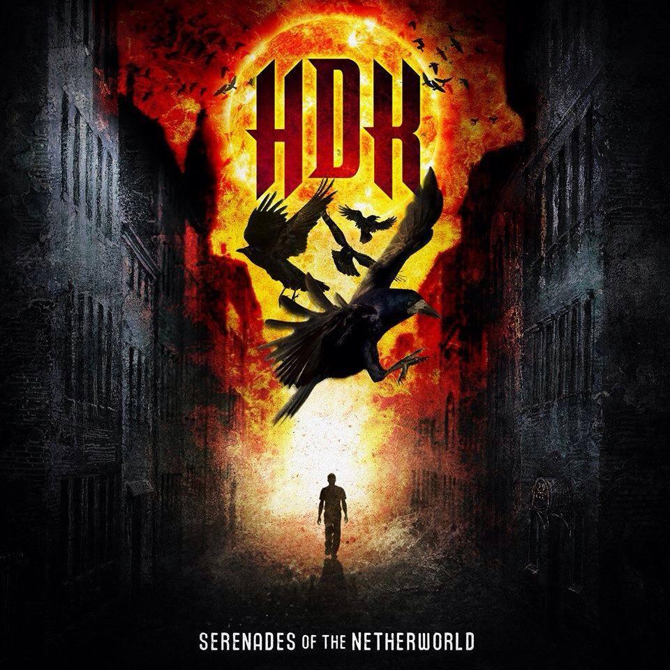 HDK (Hate, Death, Kill) - Serenades of the Netherworld (2014)