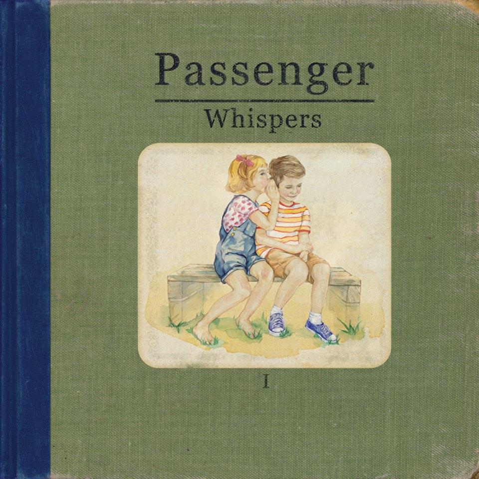 Passenger Whispers copertina