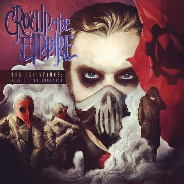Crown The Empire The Fallout Album Art Crown The Empire : The...