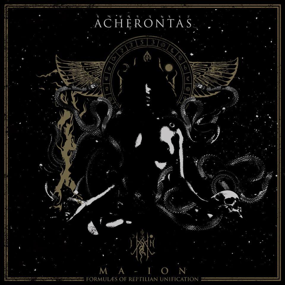 Acherontas - Amenti - Ψαλμοί Αίματος και Αστρικά Οράματα