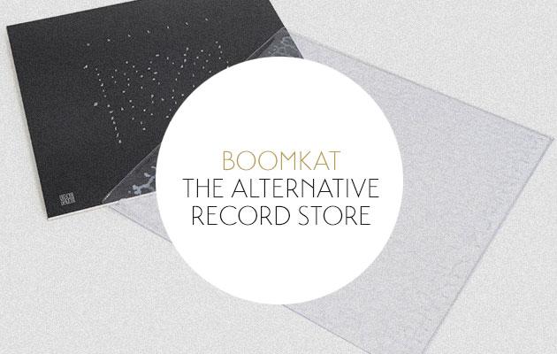 Boomkat shop