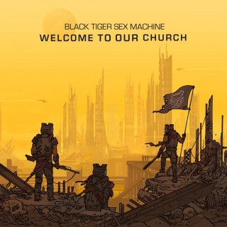 black tiger machine lektrique armada