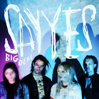 "News Added May 18, 2016 Released via FatCat Records on a limited edition blue 12"" vinyl, 'Say Yes', the band's third studio album, began as an entirely self-funded project. ""We had to borrow money to get the album made–it was very risky,"" explains Costelloe. The task was only made more challenging when the duo's laptop, […]"