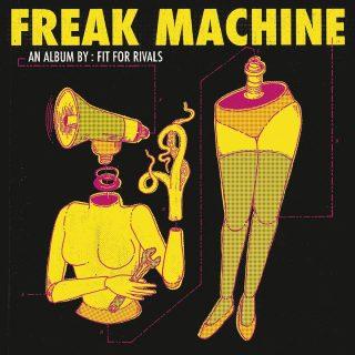 fit for rivals freak machine