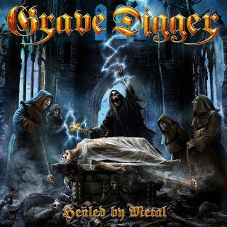 "News Added Sep 29, 2016 Long-running German metallers GRAVE DIGGER have set ""Healed By Metal"" as the title of their new album, due on January 13, 2017 via Napalm Records. The track listing for the CD is as follows: 01. Healed by Metal 02. When Night Falls 03. Lawbreaker 04. Forever Free 05. Call for […]"