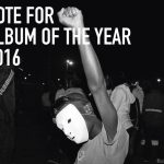 Vote For Album of The Year 2016