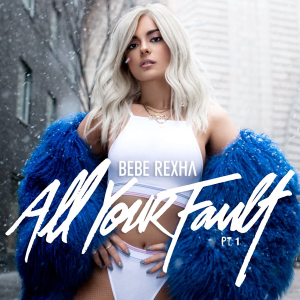 "News Added Feb 14, 2017 Debut album by American singer-songwriter Bebe Rexha well known from song ""Hey Mama"" by David Guetta and Nicki Minaj. All Your Fault: Pt. 1. Bebe told that the first album will be released on February 17 and the second one in April. Both parts will be released in summer as […]"