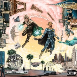 """News Added Feb 01, 2017 Today Flatbush Hip Hop duo The Underachievers announced the title of their upcoming project """"Renaissance"""", set to be released sometime in 2017. They released a mixtape last year, although they haven't dropped a studio album since 2015. You can stream the lead single """"Gotham Nights"""" below. Submitted By RTJ [moderator] […]"""