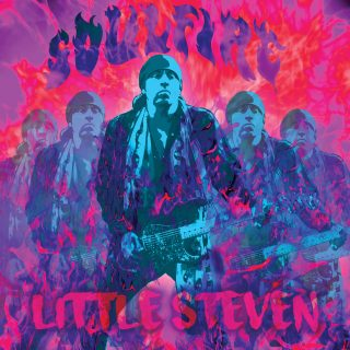 "News Added Apr 09, 2017 Steven van Zandt, of the famous E Street Band, had announced that he'll be releasing the first new Little Steven album of this century. ""Soulfire"", the sixth LP of his career, is slated to be released May 19th, 2017 through Wicked Cool Records and Universal Music Group. Submitted By RTJ […]"