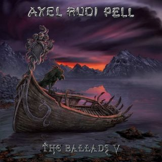 """News Added Apr 20, 2017 German guitar wizard Axel Rudi Pell will release his next offering, """"The Ballads V"""", on April 21 via Steamhammer/SPV. In true Pell tradition, part five of his successful ballad compilation series features a smooth balance between the past six years and some brand-new songs. For the first time ever in […]"""