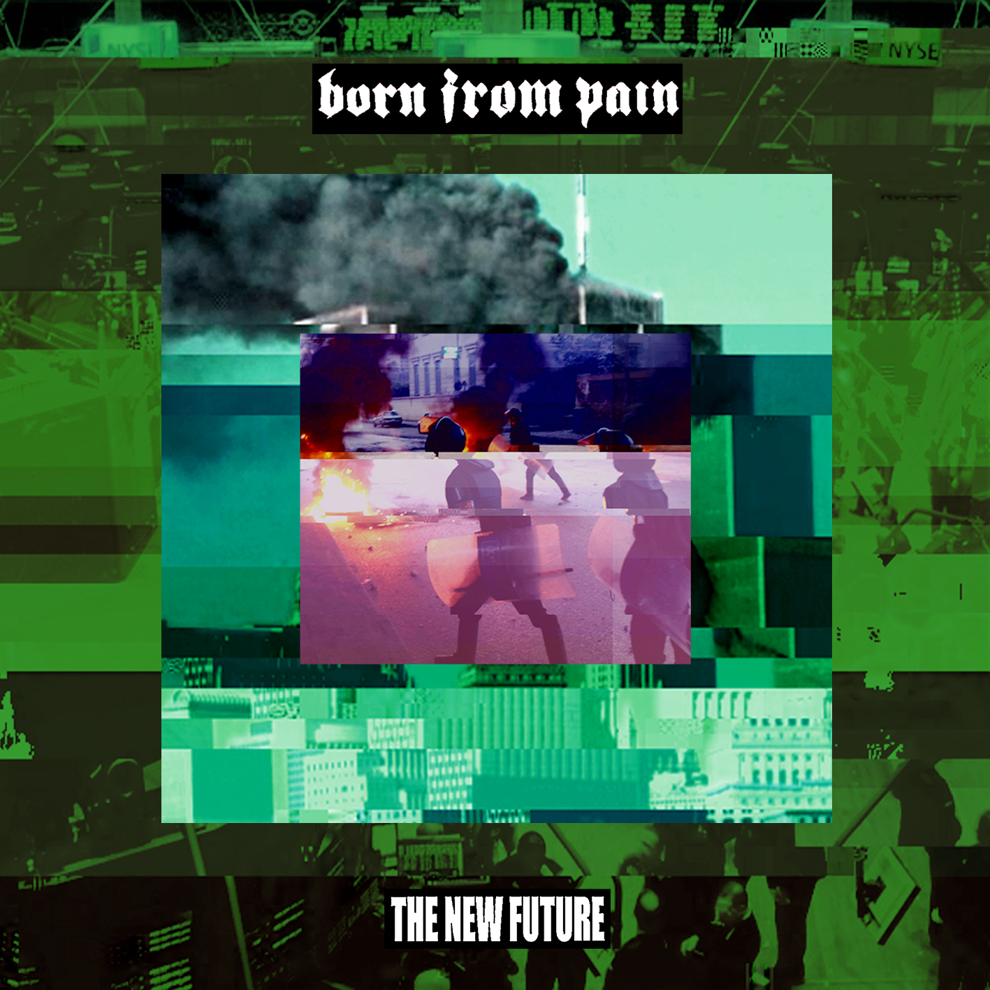 """News Added Mar 21, 2012 The 6th full-lengt """"The New Future"""" by Dutch Hardcore band """"Born From Pain"""" will be released will be released for free! But they are so good, I needed to have them here anyway. Check there new video on YouTube: https://www.youtube.com/watch?v=sIhfxpxOzZs Submitted By Al"""