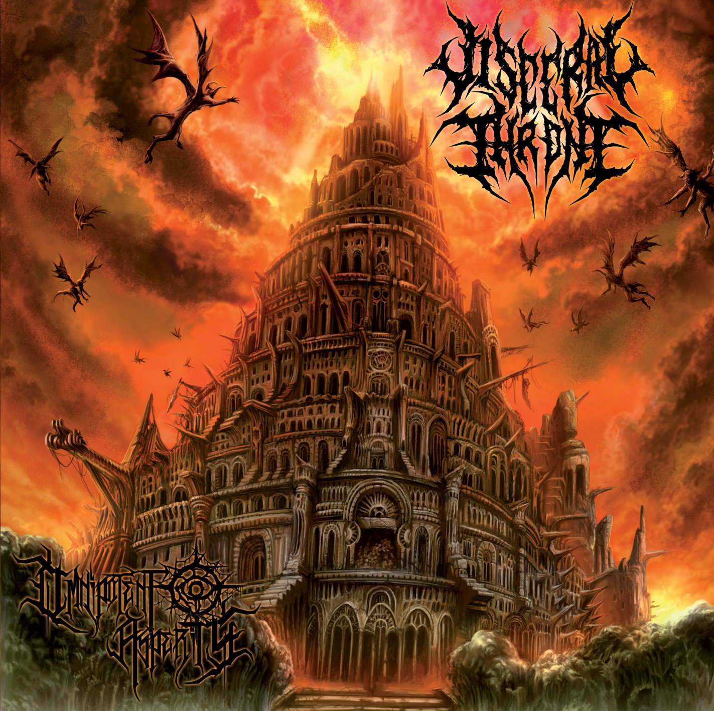 News Added Apr 30, 2012 Artist: Visceral Throne Album: Omnipotent Asperity Year: 2012 Genre: Technical Brutal Death Metal Country: United States Submitted By Nii Track list: Added Apr 30, 2012 01. The Amaranthine 02. Omnipotent Asperity 03. Epitaph 04. Transcending Carnality 05. Conceptual Metamorphosis 06. Inherent Spiral of the Human Continuum 07. Ignorant Persistence 08. […]