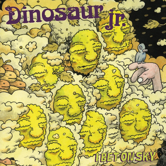 News Added Jun 21, 2012 Fuzz rock titans Dinosaur Jr. will release their new record I Bet on Sky September 18 in the U.S. via Jagjaguwar, and September 17 in the UK/Europe via PIAS. It's the band's third album since reuniting the original lineup in 2005, following 2009's Farm and 2007's Beyond. Submitted By Bret […]