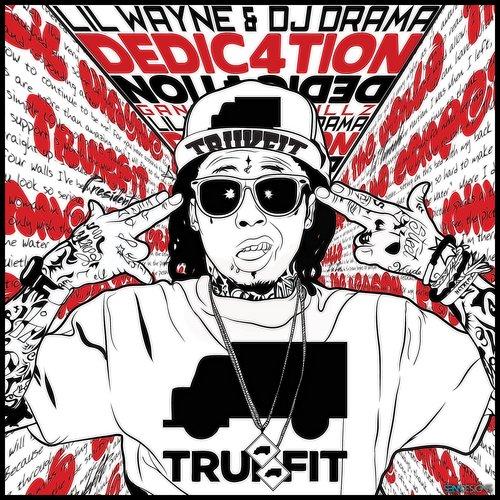 News Added Jul 24, 2012 Lil Wayne took to Twitter this afternoon to announce that his Dedication 4 mixtape is coming next month. No word on an actual date for when it will be dropping, but this exciting news for Weezy fans, especially since the first three mixtapes in the Dedication series with DJ Drama […]