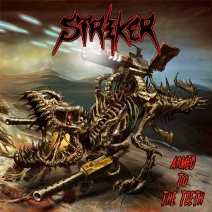 """News Added Jul 06, 2012 2nd album by speed/thrash/heavy metal canadian band Striker. According to official Napalm Records site: """"'Armed to the Teeth'"""" breathes the spirit of the glorious 80's and revitalizes this particular era of music with a boost of fresh energy. Anyone in need of a daily dose of traditional Heavy Metal, must […]"""