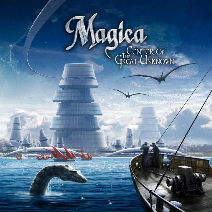 "News Added Aug 16, 2012 The band wrote: ""Finally! Here is the front cover artwork of the next Magica studio material. The album will be called Center Of The Great Unknown and will be released by AFM Records Gmbh. Many thanks go to Claudio Bergamin for this amazing drawing. What do you guys think of […]"