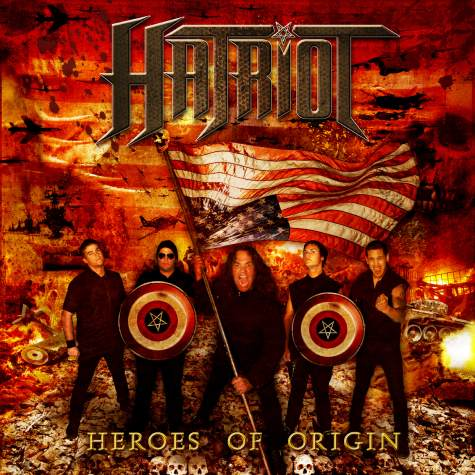 """News Added Sep 05, 2012 HATRIOT, the new San Francisco Bay Area thrash metal band led by former EXODUS frontman Steve """"Zetro"""" Souza, has completed recording its debut album, """"Heroes Of Origin"""", for a January 2013 release via Germany's Massacre Records. The CD was recorded with producer Juan Urteaga (MACHINE HEAD, EXODUS, TESTAMENT) and features […]"""