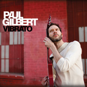 News Added Sep 12, 2012 Paul Gilbert (who is doing a clinic tour of Oz soon) has a new album coming soon called Vibrato. It includes eight studio-recorded tacks plus three live tracksrecorded in 2010 when he toured Europe. It's half instrumental and half vocal, which is awesome news for those of us who love […]