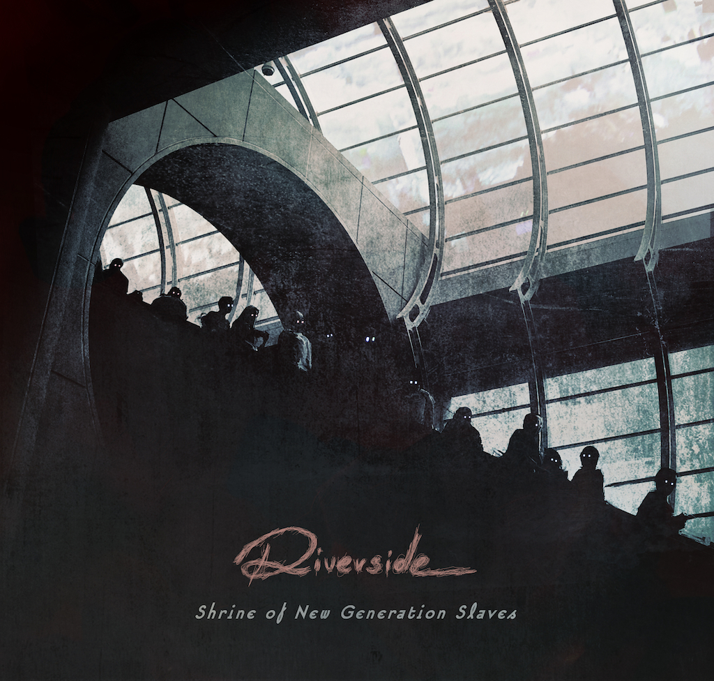 "News Added Sep 05, 2012 The title of Riverside's new studio album (fifth in their career) has been revealed. It is ""Shrine of New Generation Slaves"" and the band will be continuing their work on it for the next two months in the Serakos studio in Warsaw. There will be 50 minutes of music on […]"