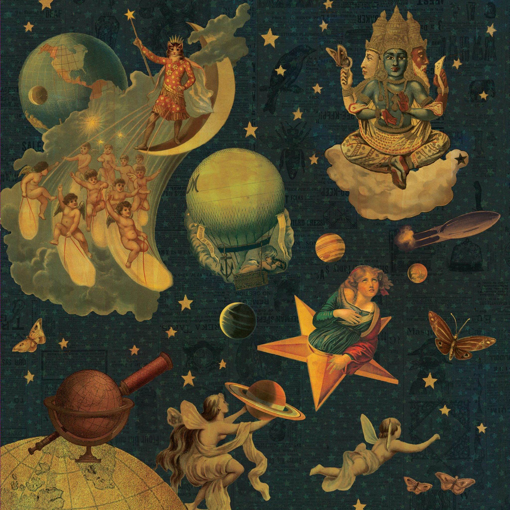 News Added Oct 04, 2012 The newly Diamond Certified (10 Million sold) Smashing Pumpkins album Mellon Collie and the Infinite Sadness will be having a reissue AVAILABLE December 3rd & 4th. The details have been released this morning: DELUXE BOX SET: – 5CD +DVD – Physical Tracks: 106, Digital Tracks: 92 – Original album remastered […]