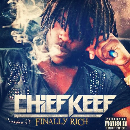 """News Added Nov 12, 2012 Chicago Drill Rap forerunner Chief Keef will drop his debut album, Finally Rich, on December 18th through Interscope Records. Keef signed to Interscope records off the success of his mixtape Back From the Dead, and its hit single """"I Don't Like"""". The song even caught the attention of fellow Chicagoian […]"""
