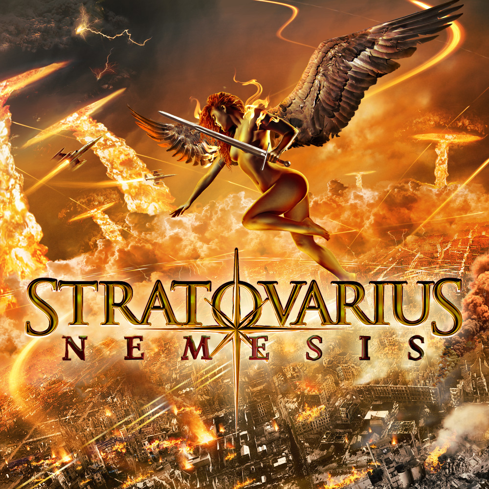 "News Added Dec 06, 2012 Power metallers Stratovarius have revealed via their official website the artwork of the band's upcoming album entitled Nemesis, due to be released on February 22nd, 2013 via earMUSIC. The cover artwork can be seen below. Additionally, a new audio sample of the track ""Unbreakable"" is also available for streaming. The […]"
