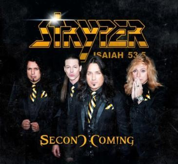 """News Added Jan 20, 2013 Frontiers Records has announced the signing of iconic Christian rockers STRYPER to a multi-album deal. The first CD to be made available the agreement will be a collection of re-recorded versions of the band's classic songs, due in North America on March 26. Entitled """"Second Coming"""" and produced by frontman […]"""