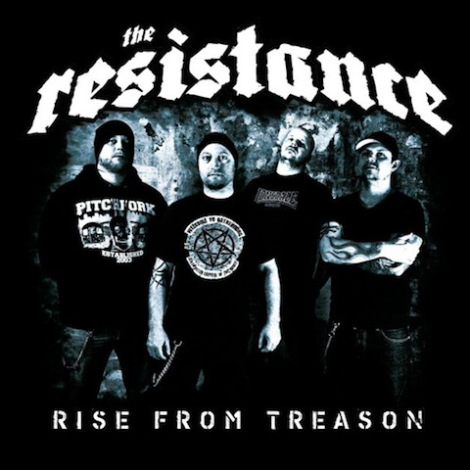 """News Added Jan 20, 2013 The Resistance, a supergroup composed of guitarists Jesper Strömblad and Glenn Ljungström of In Flames fame, Marco Aro (ex-The Haunted) and Chris Barkensjö (Carnal Forge), have released a new song, called """"Face To Face"""", from their upcoming four-track EP Rise From Treason. The Resistance are also set to release their […]"""