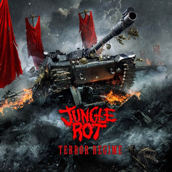 News Added Jan 30, 2013 Jungle Rot have set Terror Regime as the title of their brand new offering, which will also be their eighth studio album in total. The death metal band has been recording new material for this new release that is set to hit stores on March 19th through Victory Records. The […]