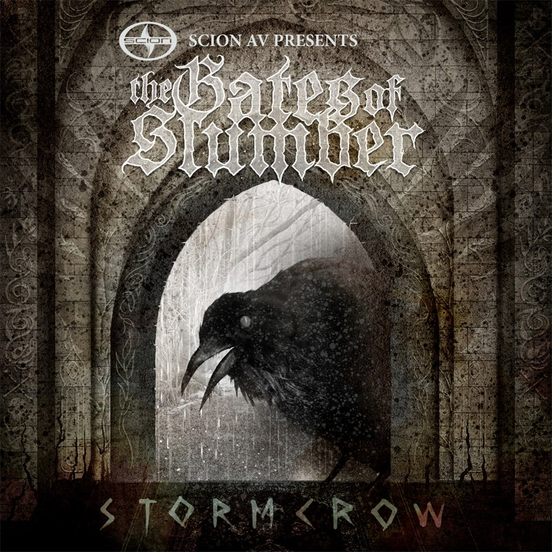 News Added Jan 13, 2013 Come January 29th, doom metal trio The Gates Of Slumber will offer you their latest piece of work in the form of a new EP entitled, Stormcrow. The 5 song EP was recorded by Sanford Parker and will be released on Scion AV. Dave Quiggle was responsible for the EP […]