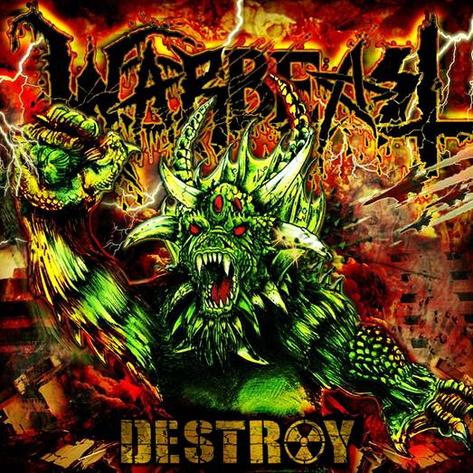 """News Added Feb 05, 2013 American thrash metal heavyweights Warbeast have revealed the upcoming release date for their full-length album, Destroy. The new album was produced by Philip H. Anselmo and engineered by Stephen """"The Big Fella"""" Berrigan, and it will hit stores and digital retailers on April 2nd, 2013 via Housecore Records. Destroy was […]"""
