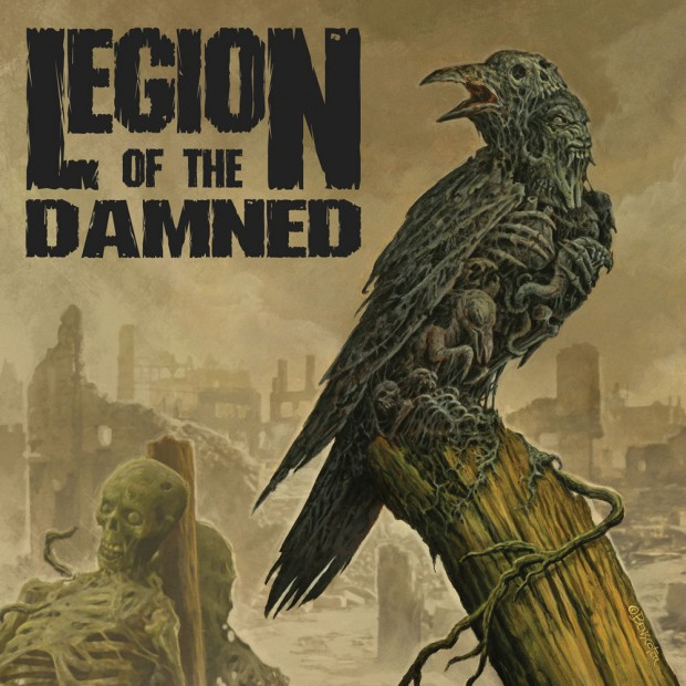 News Added Feb 05, 2013 Legion Of The Damned have confirmed that their upcoming album will be titled Ravenous Plague. The band has been writing new songs for more than a year and will start recording the new beast in March with producer Andy Classen at the Stage One Studio in Germany. The release date […]