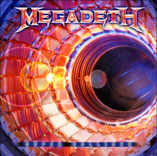 News Added Feb 13, 2013 Iconic thrash metallers Megadeth revealed today the title of their upcoming album due to be released in June 2013. Super Collider was the chosen name for the fourteenth full-length studio album. Megadeth's Super Collider is the first release through Mustaine's new label, Tradecraft, to be distributed worldwide by Universal Music […]