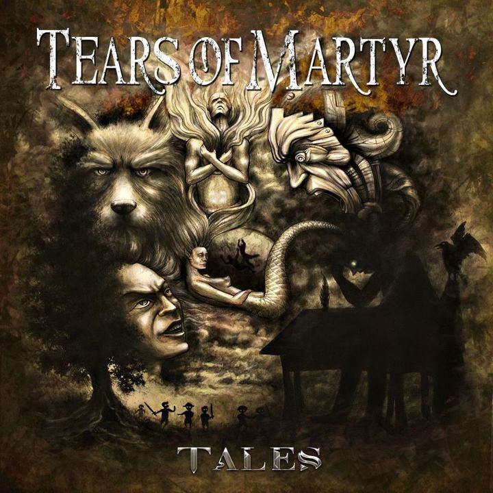 News Added Mar 25, 2013 Tears Of Martyr are going to release their new and second album Tales next month and its cover artwork and tracklist have now been revealed. The artwork was created by the band's bassist Adrián Miranda and you can feast your eyes on it below. Tales was recorded at Italy's New […]