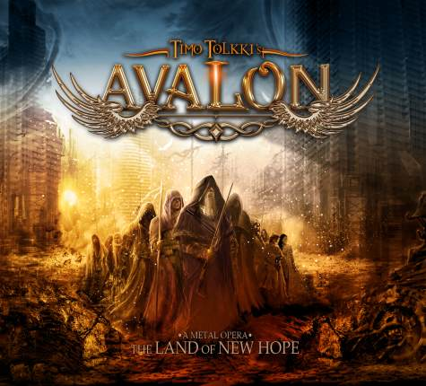 "News Added Mar 18, 2013 Frontiers Records is excited to announce the release of TIMO TOLKKI'S AVALON stunning new Metal Opera entitled ""The Land of New Hope"" on May 17th in Europe and May 21st in North America. Hailed by fans and press as one of the forefathers of the Power Metal genre with his […]"