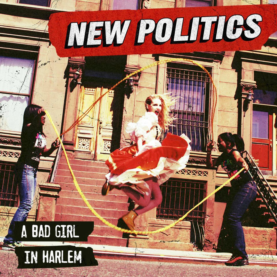 "News Added May 08, 2013 New Politics, the Brooklyn based (via Copenhagen) 3 piece rock band will release their sophomore album 'A Bad Girl In Harlem' on May 21st through RCA Records. The album will be available for pre-order beginning April 23. New Politics released their new single ""Harlem"" which just broke into the Top […]"