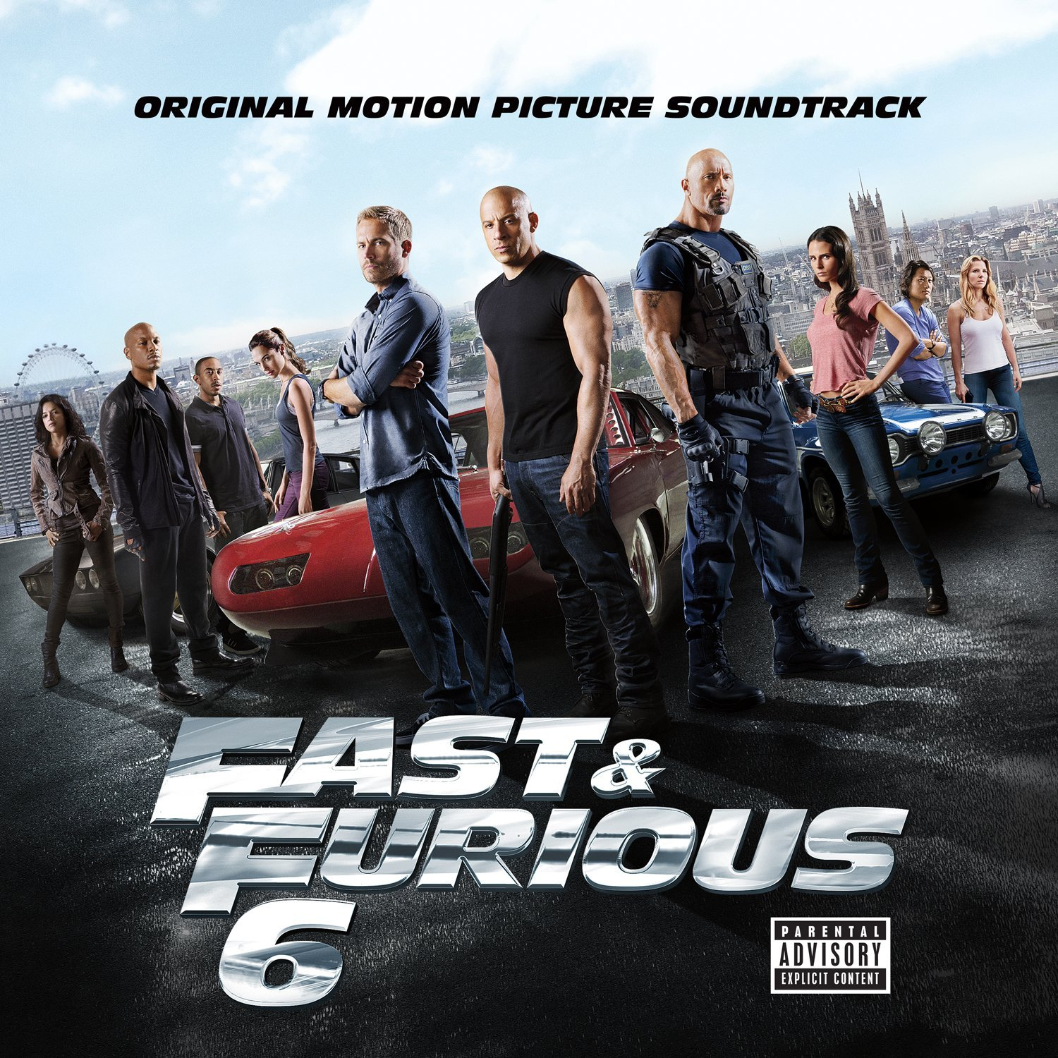Fast  Furious Movie Soundtrack
