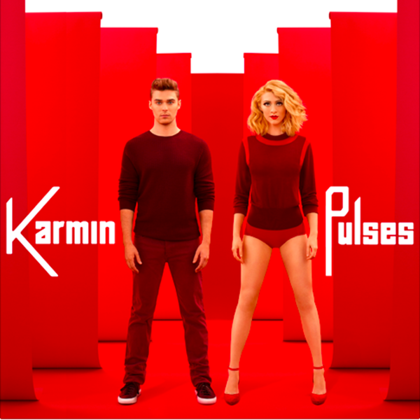 News Added Jul 13, 2013 Karmin is an American pop duo consisting of Amy Heidemann and Nick Noonan. Karmin released their debut EP Hello in Spring 2012. Now after dropping Pulses first single, Acapella in June and their second, I Want It All in early 2014, Pulses is almost here. The album will showcase Amy's […]