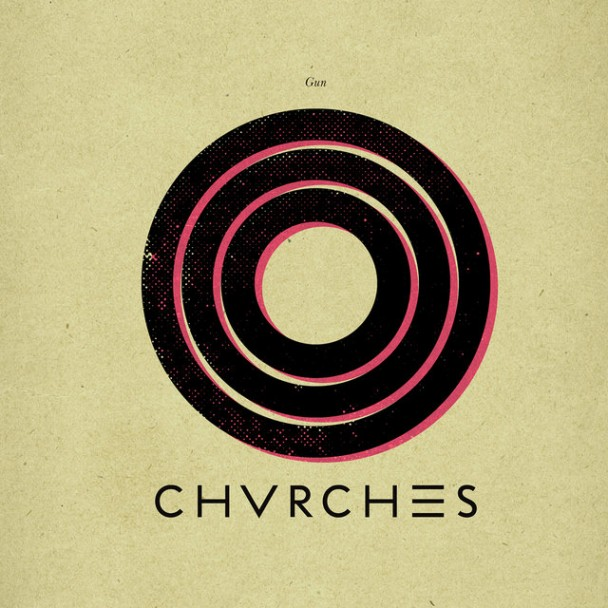 """News Added Jul 05, 2013 Chvrches (pronounced as """"churches"""" and sometimes stylized as CHVRCHES) are a Scottish electropop band from Glasgow, formed in 2011. The group consists of Lauren Mayberry (main vocals, occasionally synthesizers), Iain Cook (synthesizers, vocals), and Martin Doherty (synthesizers, vocals). """"Gun"""" is the band's new single and EP, expected July 15, 2013 […]"""
