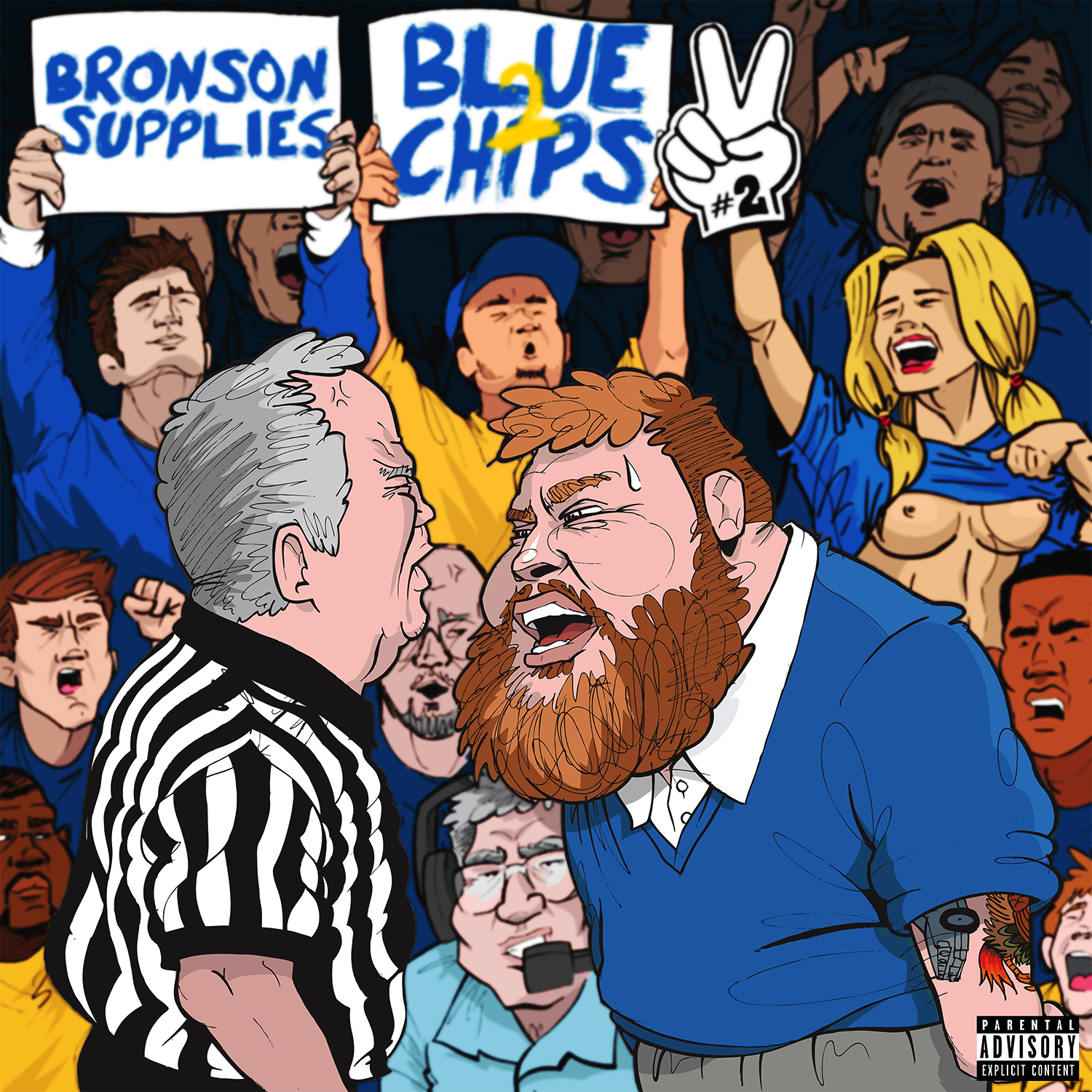 "News Added Aug 31, 2013 On August 30th, 2013 tweeted that the sequel to his 2012 mixtape ""Blue Chips"" will be released in November 2013. The only thing known about this mixtape is that it will drop in November. *UPDATE*: The following is from Action Bronson's official twitter account: ""@ActionBronson: BLUE CHIPS 2... The First […]"